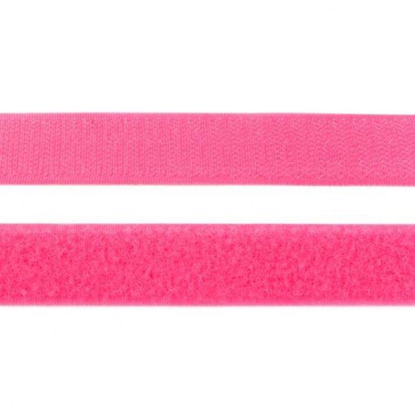 Klettband 25mm fuchsia