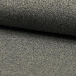 Bündchen grau meliert
