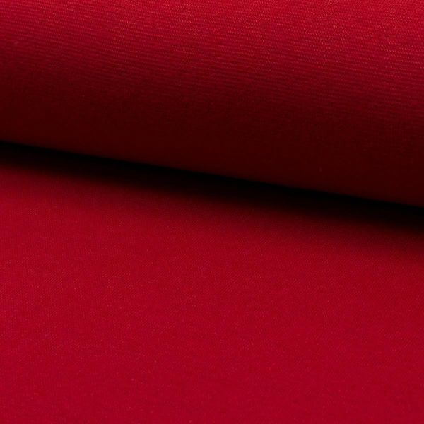 Bündchen rot