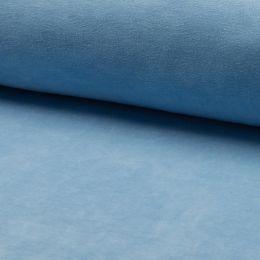 Nickystoff hellblau