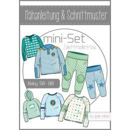 Baby Set Boy  -  DIN A0 Schnittmuster und Anleitung als...