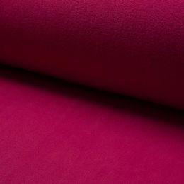 Fleece uni Fuchsia