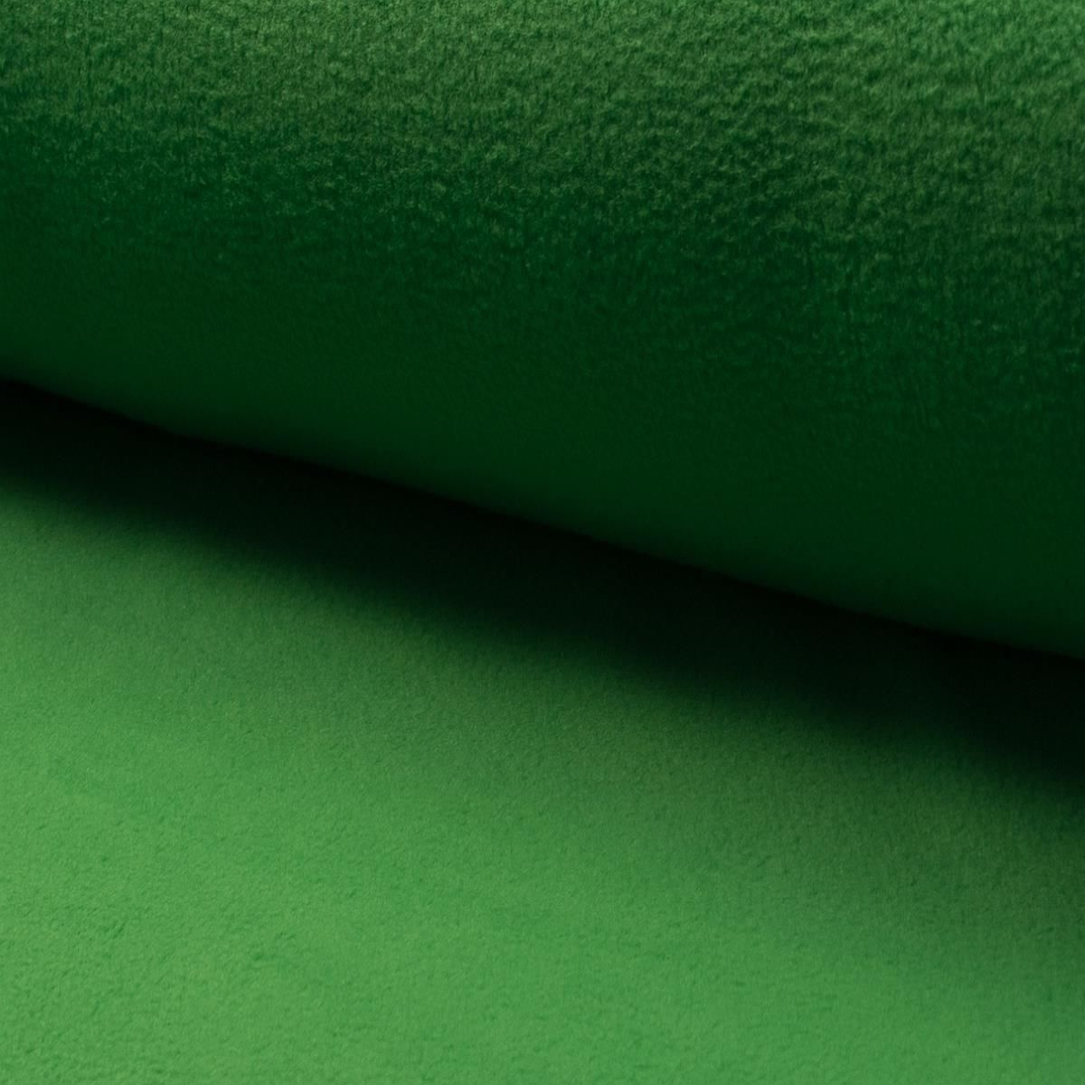 Fleece uni Green