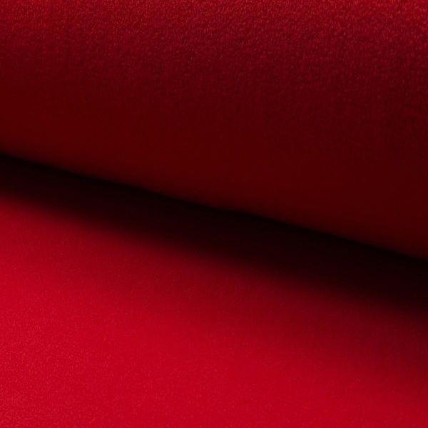 Fleece uni Red