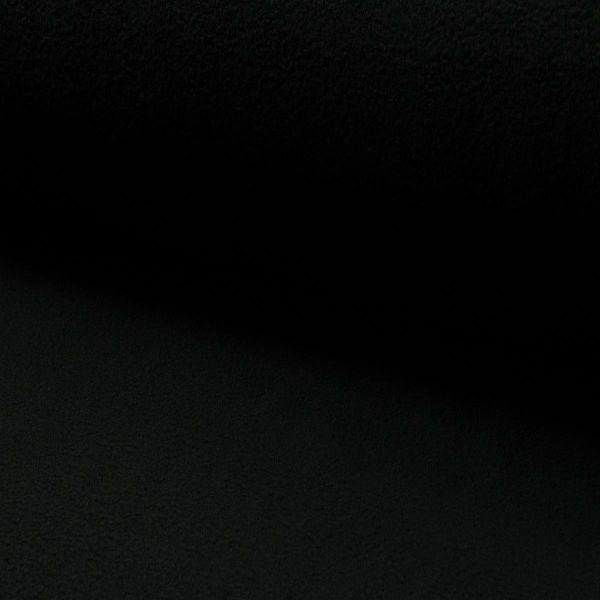 Fleece uni Black