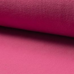 Fleece uni Pink