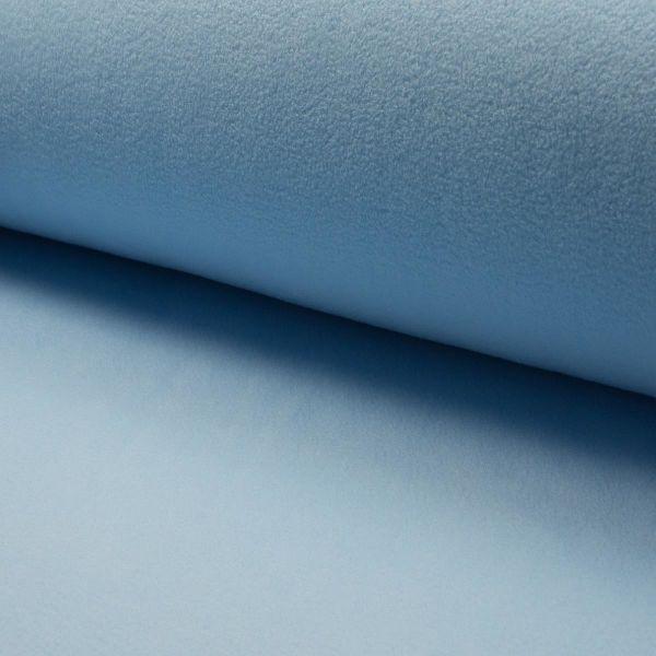 Fleece uni Light Blue