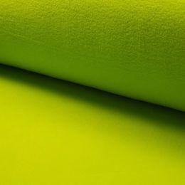 Fleece uni Lime
