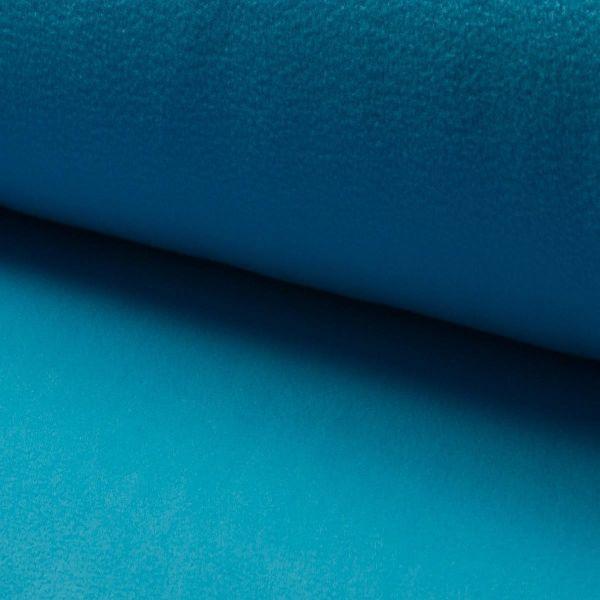 Fleece uni Turquoise