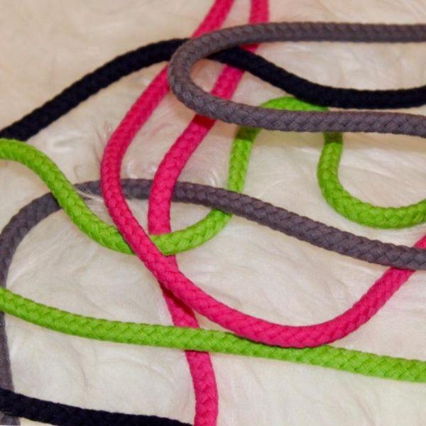 Baumwollkordel gedreht 12mm Farbwahl