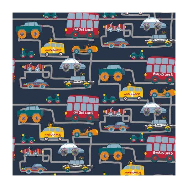 Jersey Traffic Jam