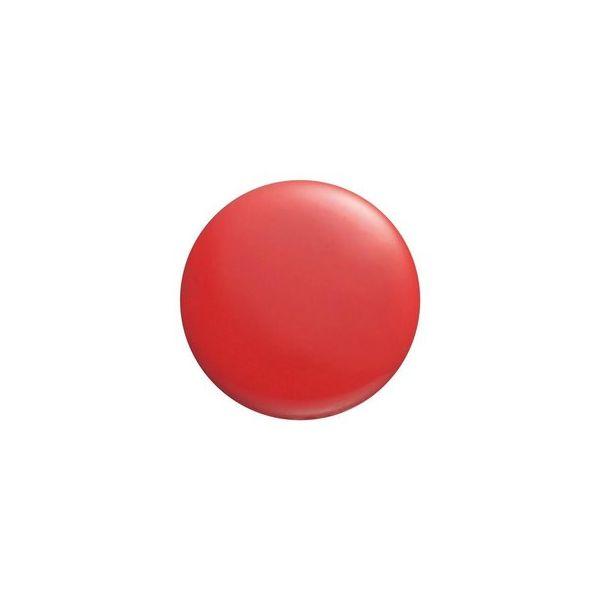 Jersey Druckknöpfe 10,5mm Cap rot