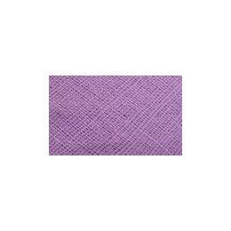 Baumwoll - Schrägband 18mm flieder