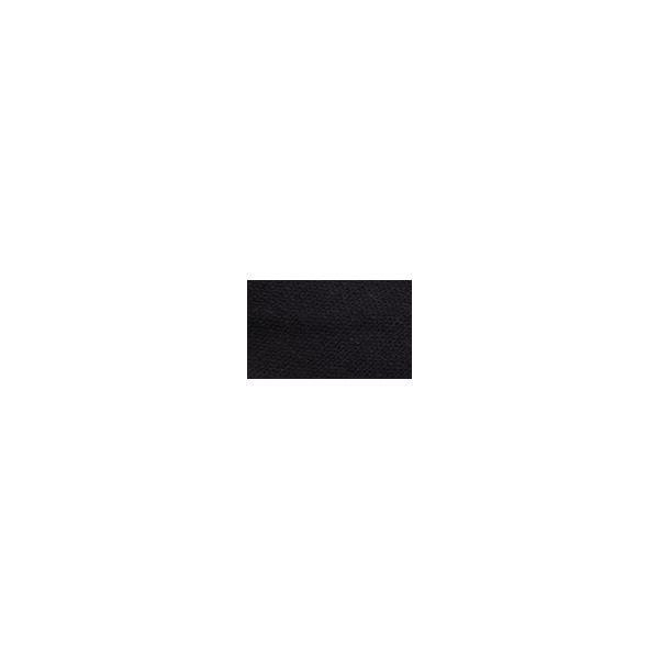 Baumwoll - Schrägband 18mm schwarz