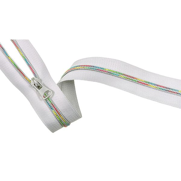 Multicolor Endlosreißverschluss S80 inkl. Schieber