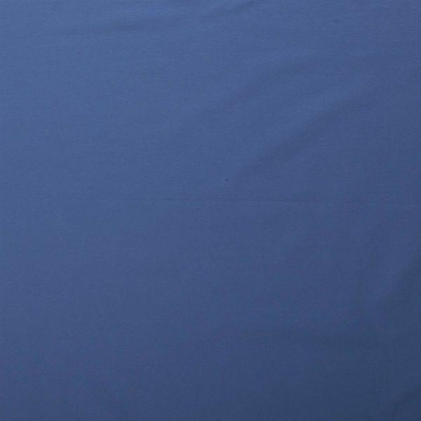 French Terry brushed indigo blau