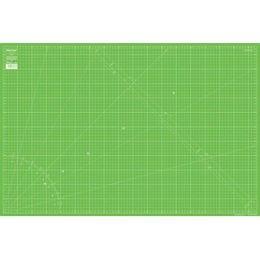 Schneideunterlage 90x60 cm hellgrün