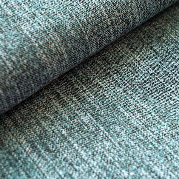 Bio-Jersey Tweed Jeansoptik