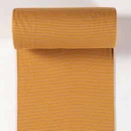 Bündchen Streifen brique orange