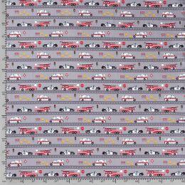 Jersey Emergency Vehicles grau