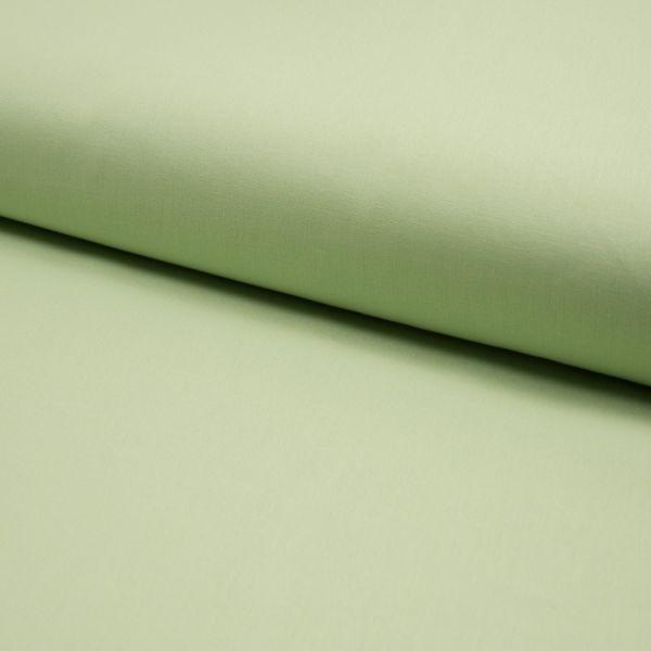 Baumwolle 60 Grad waschbar lindgrün