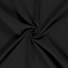 Musselin schwarz