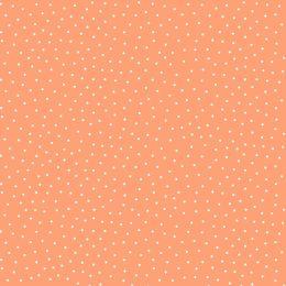 Jersey Dotty apricot