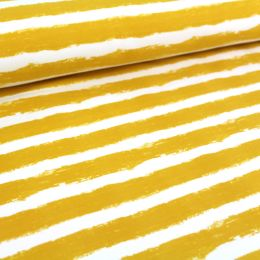 Bio-Sweat Mellow Stripes - senf