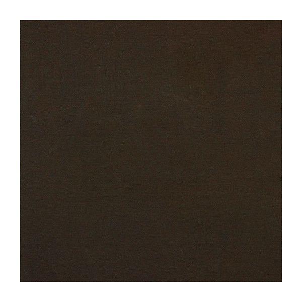 Jersey Uni dark brown