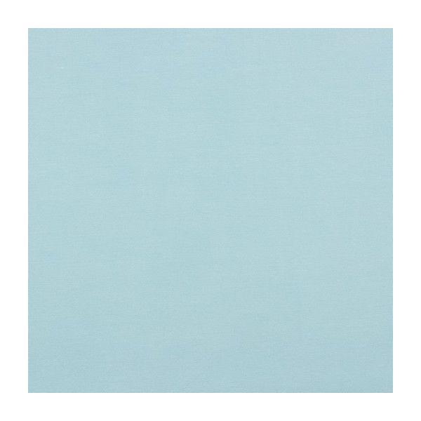 Jersey Uni soft blue
