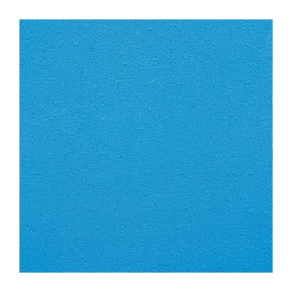 Jersey Uni dark turquoise