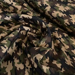 Baumwolldruck Camouflage classic