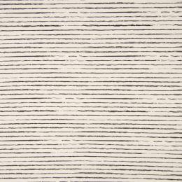 Baumwolldruck Stripes ecru