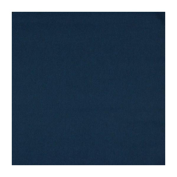 Oilskin gewachste Baumwolle blue
