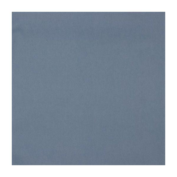 Oilskin gewachste Baumwolle light blue
