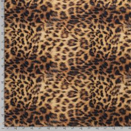 Dekostoff Digitaldruck Leopard