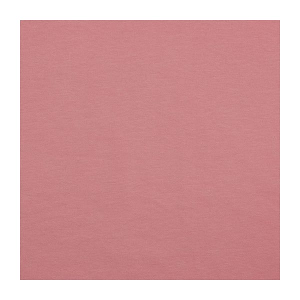 French Terry Uni old rose