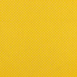Baumwolle Petit Dots yellow