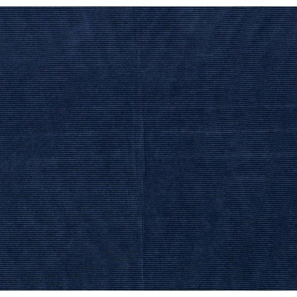Feincord Stretch indigoblau