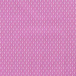 Baumwollstoff Flowers light pink