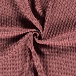 Strickstoff old pink