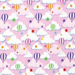 Jersey Luftballon helles pink