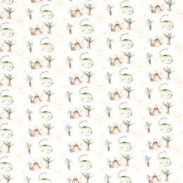 Jersey Dinoland grau-weiss