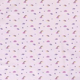 Baumwolle Rainbow rosa