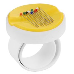 Magnetnadelkissen Armband gelb