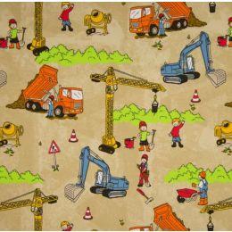 Jersey Construcion sand