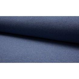 Baumwoll Fleece jeans melange